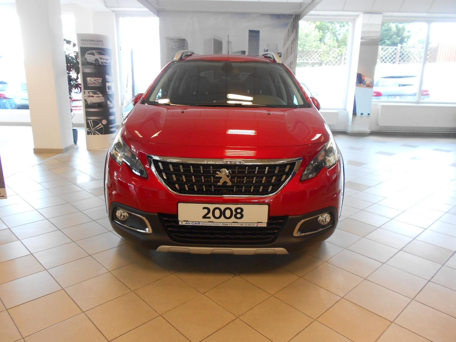 Peugeot 2008 | Operativní leasing | OPERATIO